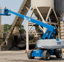 Telescopic Boom Lift S Series