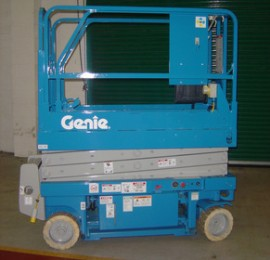 Scissor Lift GS Series