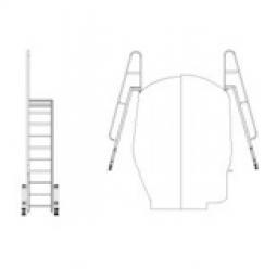 Low Level Ladder