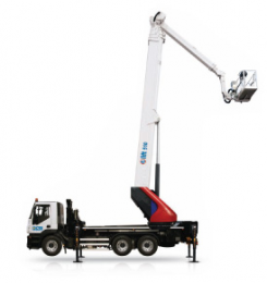 Vehicle Mounted Platform B-Lift Series