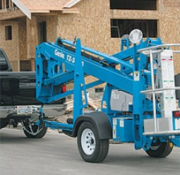 Trailer Mounted TZ-34/20