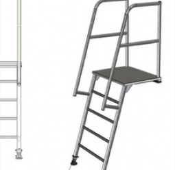 Clip-on Ladder
