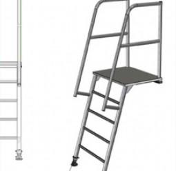 Clip-on Ladder