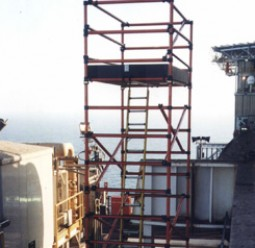 Glass Fibre Vessel Access System