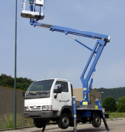 Vehicle Mounted Platform Z Series